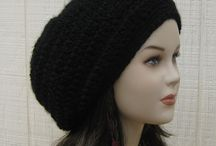 goth winter hats