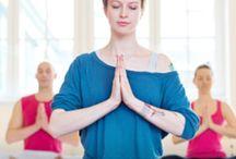 health: yoga and meditation / by Brandy J