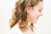 Wedding Hair / by Krista Marie