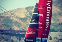 Go Team NZ America's Cup 2013 / Sailing