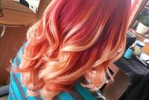 Hair colour / by Donna Oliver