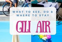 Bali and Gilli Air