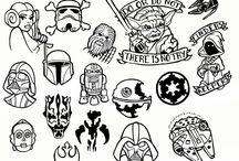 Tatuerings idéer (star wars)