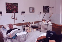 Hospital Gallery / Pins of hospitals and medical centers around the world that display nature photographs from The Foundation for Photo/Art in Hospitals.