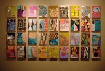 Pinturas e Ilustración
