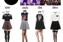 K-pop G Inspired Outfits