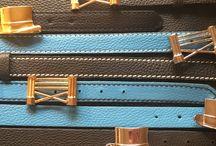 MNR belts / Belts & buckles