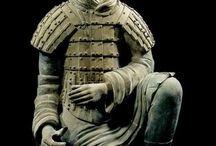 Chine - art dynastie Qin