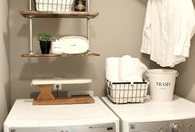 Laundry & Bathroom ideas
