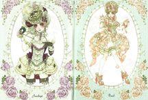 Sakizo / Original Sakizo art & Awesome and not so good tributes
