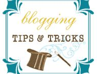 blogging stuff / by Vintage Romance Style