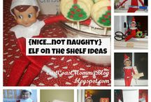 Elf ideas  / by Kathy Peasgood-Ellis