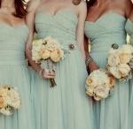 wedding inspiration blush coral teal