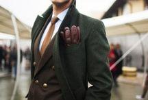 Moda y complementos para hombres.