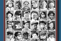 The Little Rascals / Pictures of the kids from my favorite childhood show / by Judi Crowe