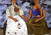Kahlo / Art of Frieda Kahlo