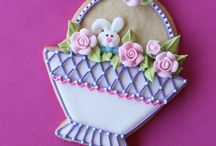 Decorated Cookies / by maryellen peterson