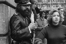 Amsterdam. De jaren 70 / Actie, politie en gebeurtenissen