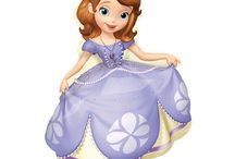 Sofia The First Party Now In Stock / Sofia The First princess party ideas, party supplies & decorations, buy now www.FunPartySupplies.co.uk