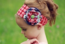Hair Accessories / by Lauren Jeffery