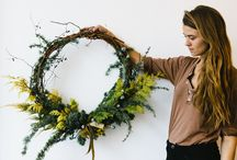 wreaths (not the ugly kind)