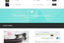 网页设计类