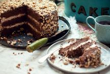 Cakes and Bakes To Make / by Lucy Spademan