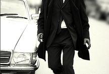 Moda Fotoğrafçılığı | Erkek / Klasik | Modern | Retro