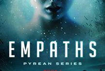 Book Covers - Sci-Fi Space Opera