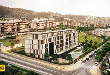 Promoción PHORMA - Málaga / Todo lo que siempre has buscado en tu nuevo hogar lo tienes en la Promoción PHORMA. Un edificio de 32 viviendas de obra nueva, exteriores y con doble orientación, para que disfrutes de la luz y la ventilación natural.