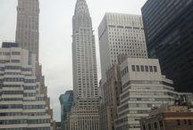 NYC / by Liz Zwanziger
