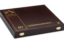 Wooden Gift Box Set - Caran D'Ache