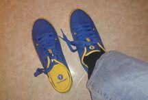 Zapatillas Toucane Unics Citrus /  #Toucane #UPV #DecemberMadness #zapatillas #sneakers #instashoes