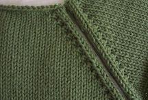 pletení popis