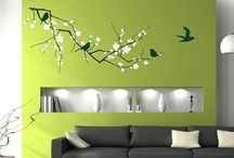 Green bedroom wall ideas