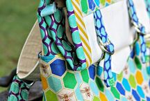 retro rucksack pattern