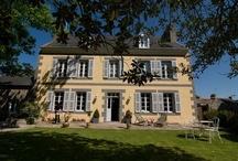 Les plus belles maisons d'hôtes de charme de Bretagne / Le club Charme Bretagne regroupe les plus belles maisons d'hôtes et gîtes de charme de Bretagne.