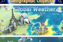 Geography for kids / Geography learning resources and activity ideas for kids