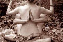 Grande.. Asceta... Yoga! / by Peter Lunger