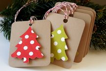 gift labels