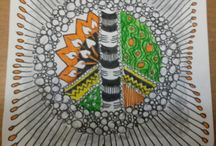 Selfmade / Zentangle