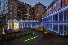 Nuovo centro servizi a Milano