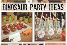 Dino Party / by Kelly Wilson