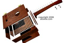 Cigar box uke