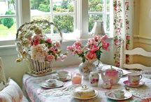 I Wana have a tea party
