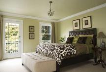Master bedroom / by Alaina Blawat