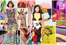 Spring/Summer 2015 Fashion Trends / It never hurts to be prepared so why not get a jump start on what to buy for Spring/Summer 2015