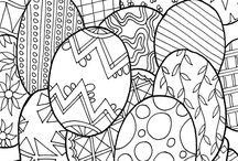 Children - coloring pages