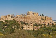 ACROPOLI DI ATENE / L'Acropoli della città di Atene, analizzata nei suoi monumenti principali.