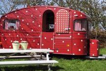 camper rosso